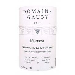Domaine Gauby La Muntada Cotes du Roussillon-Villages 2011