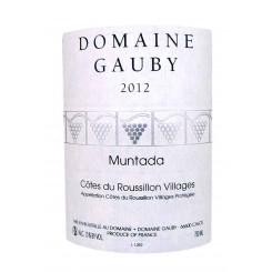 Domaine Gauby La Muntada Cotes du Roussillon-Villages 2012