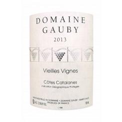 Domaine Gauby Vieilles Vignes Cotes du Roussillon-Villages blanc 2013
