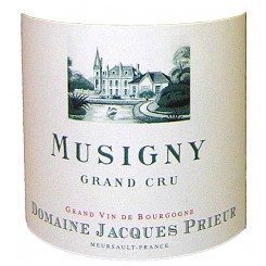 Domaine Jacques Prieur Musigny 2007