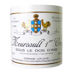 Domaine Leflaive Meursault 1er Cru Sous le Dos d'Âne 2011