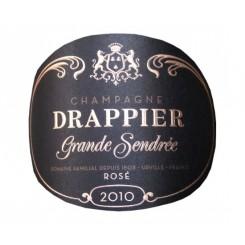 Champagne Drappier Grande Sandrée rosé 2006