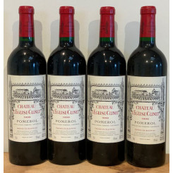 Chateau L`Eglise Clinet 1995
