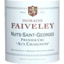 Domaine Faiveley Nuits St. Georges 1er Cru Aux Chaignots 2012