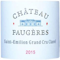 Chateau Faugères 2000