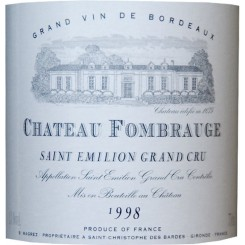 Chateau Fombrauge 2000