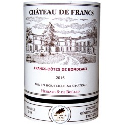 Chateau de Francs 2011