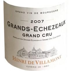 Henri de Villamont Grands Echezeaux 2007
