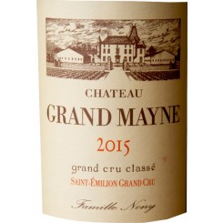 Chateau Grand Mayne 2009
