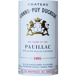 Chateau Grand Puy Ducasse 1997