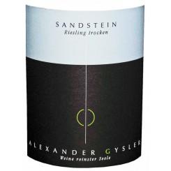 Weingut Gysler Weinheimer Riesling trocken 2012