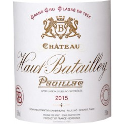 Chateau Haut Batailley 2011