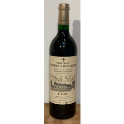 Chateau La Mission Haut Brion 1993 - Etikett