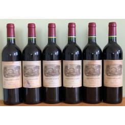 Carruades de Lafite 1996 (Etikett)