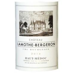 Chateau Lamothe Bergeron 2010