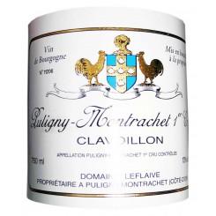 Domaine Leflaive Puligny-Montrachet 1er Cru Les Combettes 2011