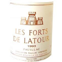 Les Forts de Latour 1993