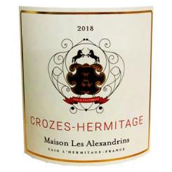 Maison Nicolas Perrin Crozes Hermitage rouge 2012