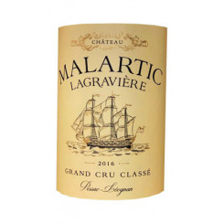 Chateau Malartic-Lagraviere rot 2010