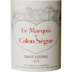 Chateau Calon Segur 2009
