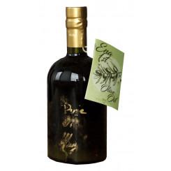 Olivenöl Messinien-Kalamata - Aufdruck verschmutzt