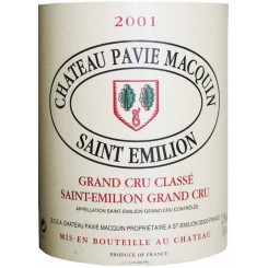 Chateau Pavie Macquin 2001