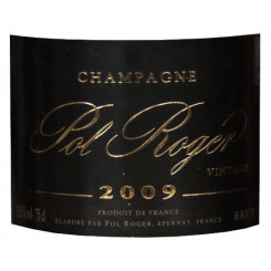 Pol Roger Winston Churchill 2002