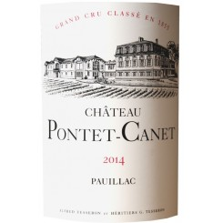Chateau Pontet Canet 2010