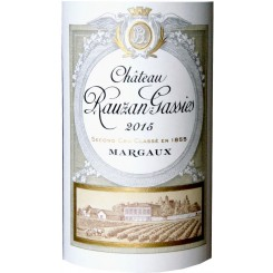 Chateau Rauzan Gassies 2010 (In 6er OHK)