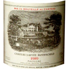 Chateau Lafite-Rothschild 1989