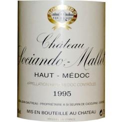Chateau Sociando Mallet 1995