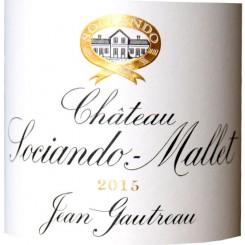 Chateau Sociando Mallet 2010