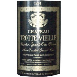 Chateau Trottevieille 1994