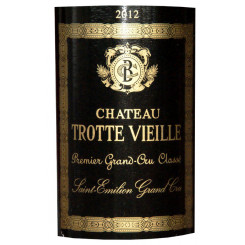 Chateau Trottevieille 2012