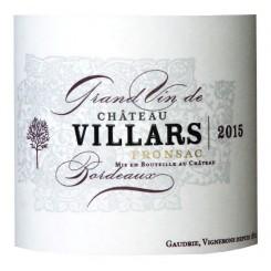 Chateau Villars 2015