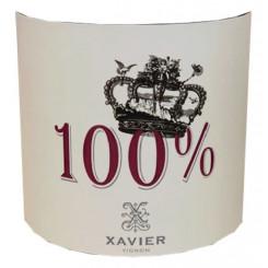 Xavier Côtes du Rhône 100% 2015