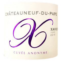 Xavier Chateauneuf du Pape 2010 Cuveè Anonyme