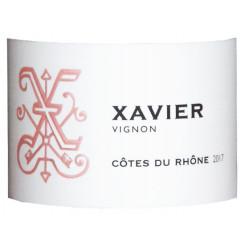 Xavier Côte du Rhône rosé 2013