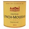 Chateau Lynch-Moussas 2014