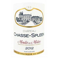 Chateau Chasse Spleen 2012