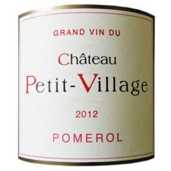 Chateau Petit Village 2012