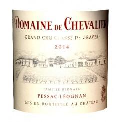 Domaine de Chevalier rot 2014