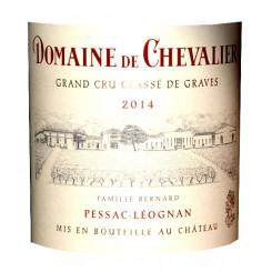 Domaine de Chevalier rot 2014 - Halbflaschen