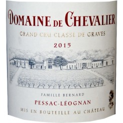 Domaine de Chevalier rot 2015