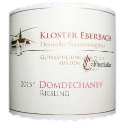 """Weingut Kloster Eberbach Riesling EG """"Domdechaney Hochheim"""" 2015"""