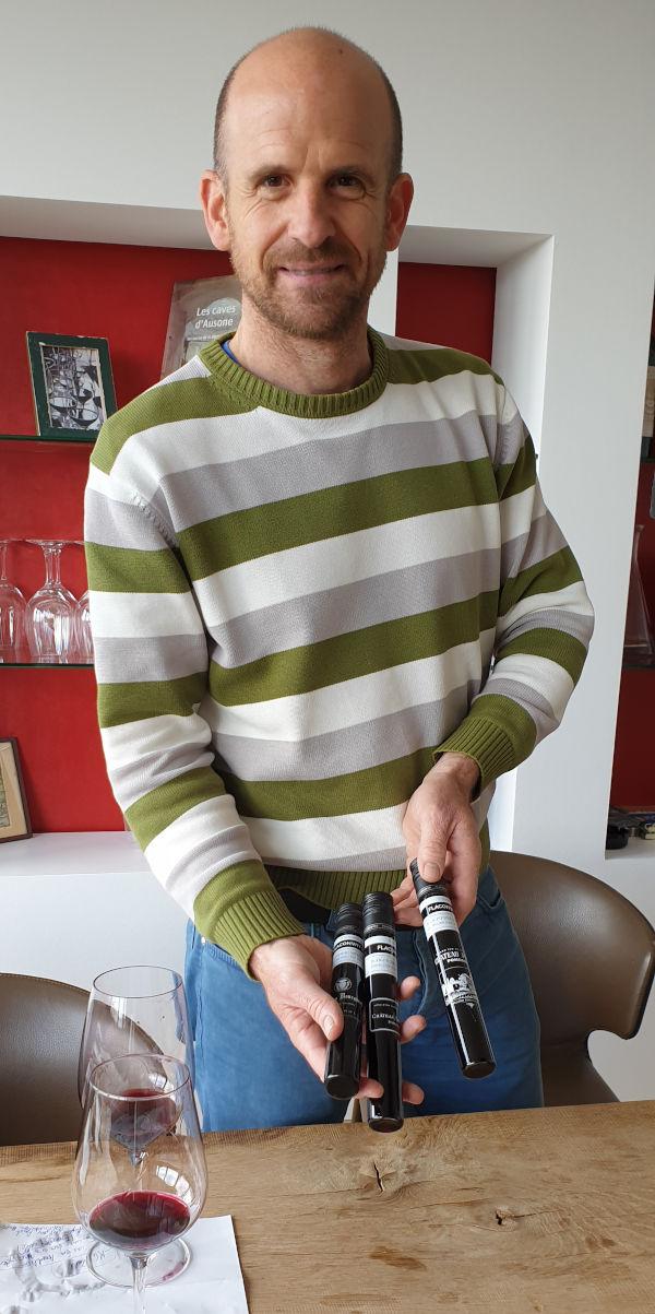 Axel Buess verkostet Bordeaux 2020